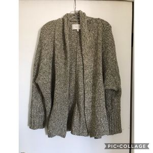 Anthropologie angel of the north sweater size xs